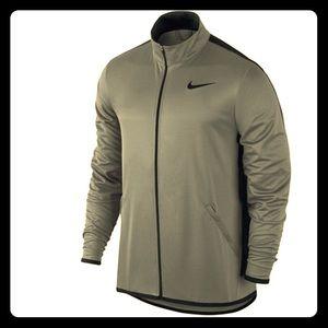 Men's Nike DRI-FIT Gray Woven Jacket-New w/ Tags!